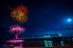 Busselton fireworks