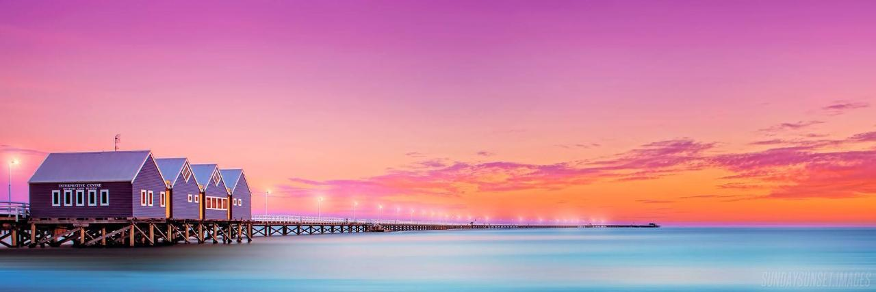 Busselton Sunset cruise