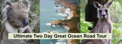 Adventure Three Day Great Ocean Road Tour $488