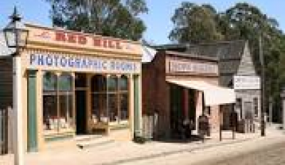 Sovereign Hill & Wildlife Park $175