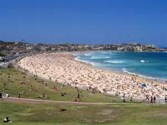 City and Bondi Beach half day tour (4 hrs).- A minimum of 6 Adults - English speaking driver / guide - On request.