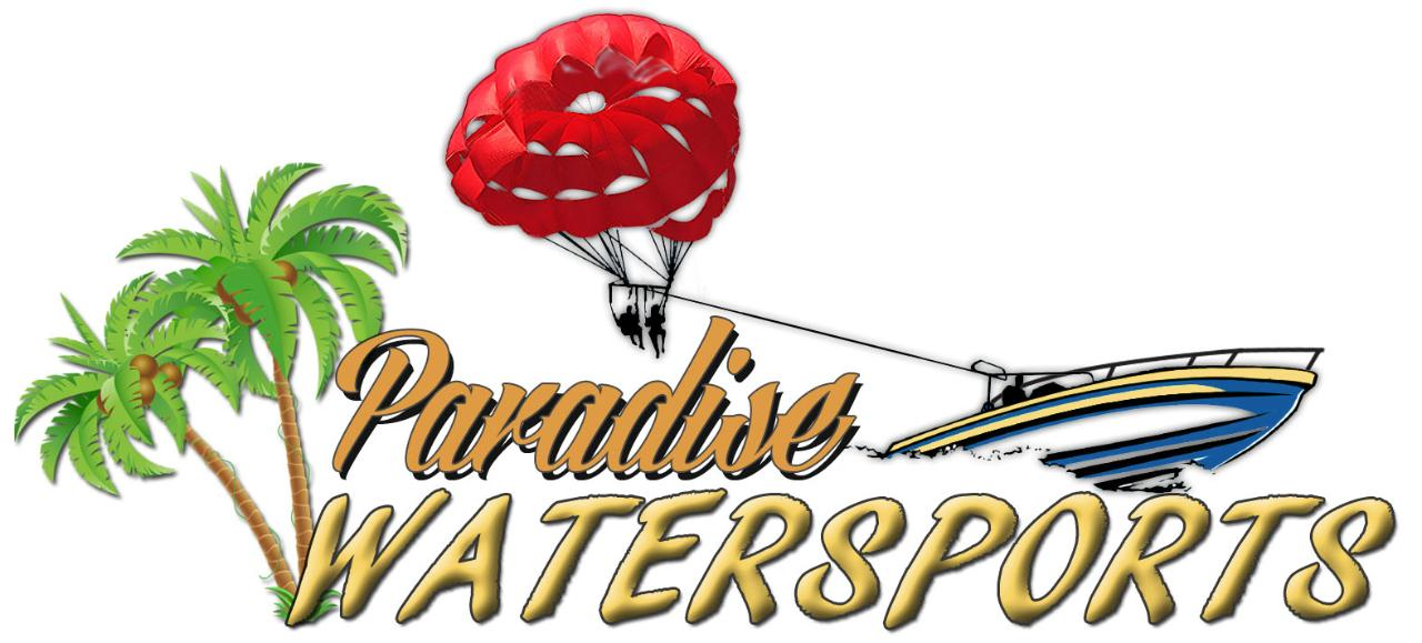 Shell Island Parasail Early Bird Special