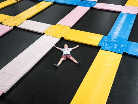 Junior Trampoline Pass [Under 120cm]