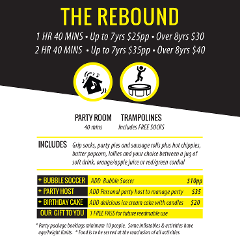 The Rebound Package