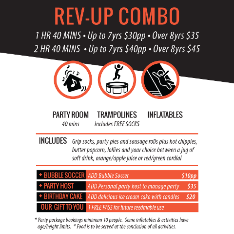 The Rev-Up Combo
