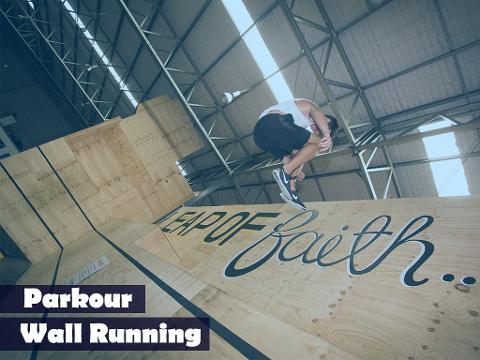 Parkour & Wall Running