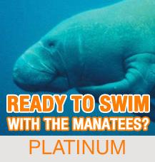 Platinum Tour – Capt. Mike's Ultimate Manatee Tour – Crystal River, Florida