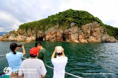 Geopark Boat Tour: Sai Kung Islands 西貢古火山海路漫遊
