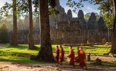 Angkor to Hoi An - Custom