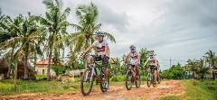 Cycle Angkor to Saigon