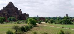 Cycle Mandalay to Bagan