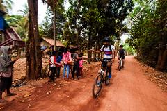 Miller Family's Private Cycle Tour