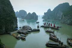 Vietnam Active Adventure for Jay Folberg & Friends