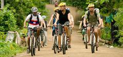 Kuang Sii Hike & Bike