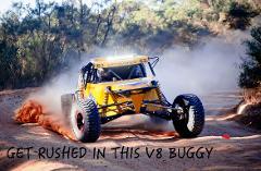 YOU DRIVE  - V8 Race Buggy 6 LAPS - Sydney