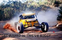 YOU DRIVE  - V8 Race Buggy 10 LAPS + 2 HOT LAPS Sydney
