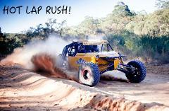 PASSENGER RIDES - V8 Buggy 5 LAP Sydney