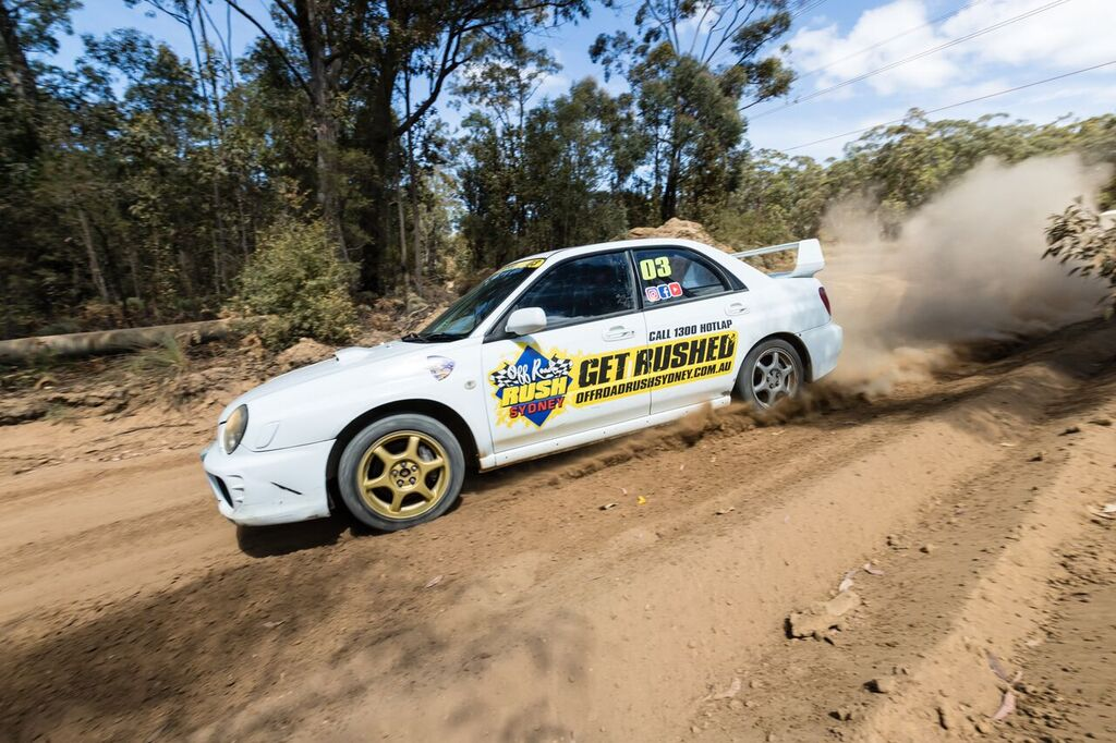YOU DRIVE - WRX 18 Drive Laps + 1 Hot Lap - Adelaide