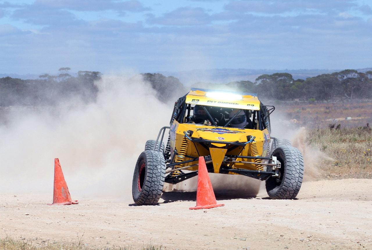 YOU DRIVE  - V8 Race Buggy 10 LAPS + 2 HOT LAPS Adelaide