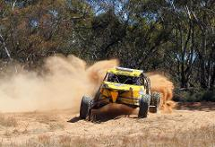 PASSENGER RIDES - V8 Buggy 5 LAP Adelaide