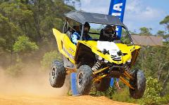 BUY 5 VOUCHERS GET 6TH PERSON FREE - PASSENGER RIDES - YXZ 3 LAP SYDNEY
