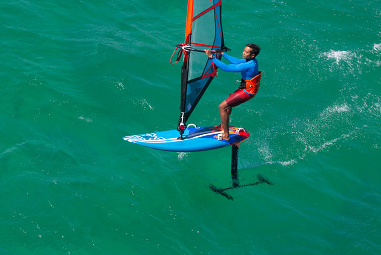 Windsurfing - Hydrofoil Lessons