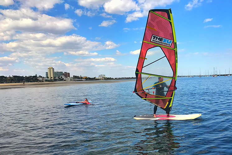 Windsurfing - Hire