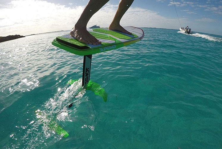 Kiteboarding - Foilboard Or Kitesurf