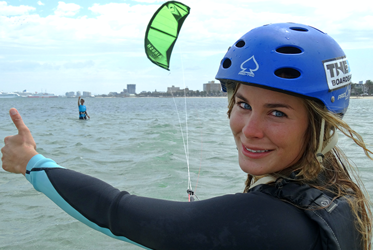 Kiteboarding - Quick Lesson