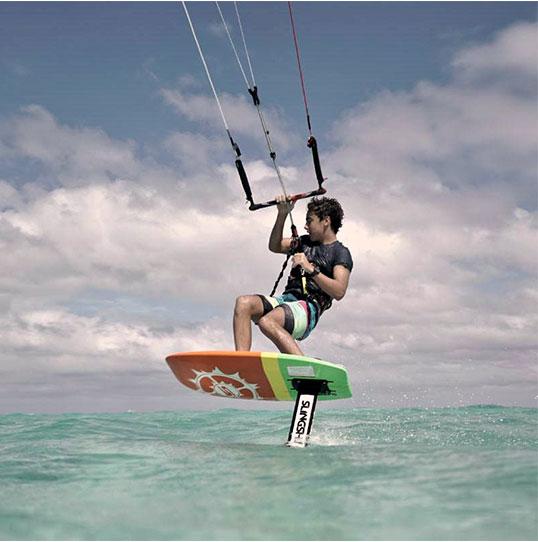 Foilboarding - Kite Foilboarding