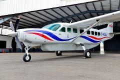 Aerobell Flight from San Jose to Bocas del Toro