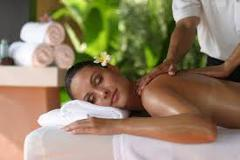 Pure Jungle Spa Therapeutic - Deep Tissue Massage