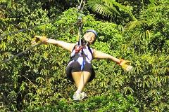 Rainforest Adventure 5-in-1 Adrenaline Extreme Tour Package