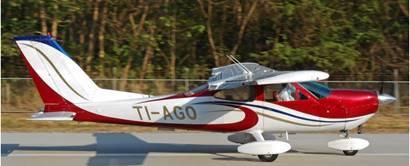 Carmonair: Small Single Engine Charter - San Jose to Limon