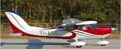 Carmonair: Small Single Engine Charter - Limon to San Jose