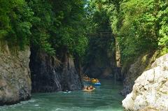 Pacuare River Rafting 1-day Tour
