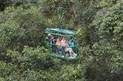 Atlantic Aerial Tram Tours Braulio Carrillo Park