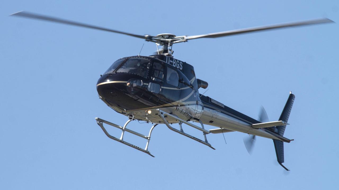 Helijet: Private Flight (Congo Bongo) - San Jose to Limon