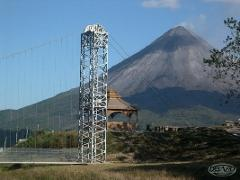 San Jose to Arenal One Day Tour: Hanging Bridges, Lunch, Hot Springs and Dinner