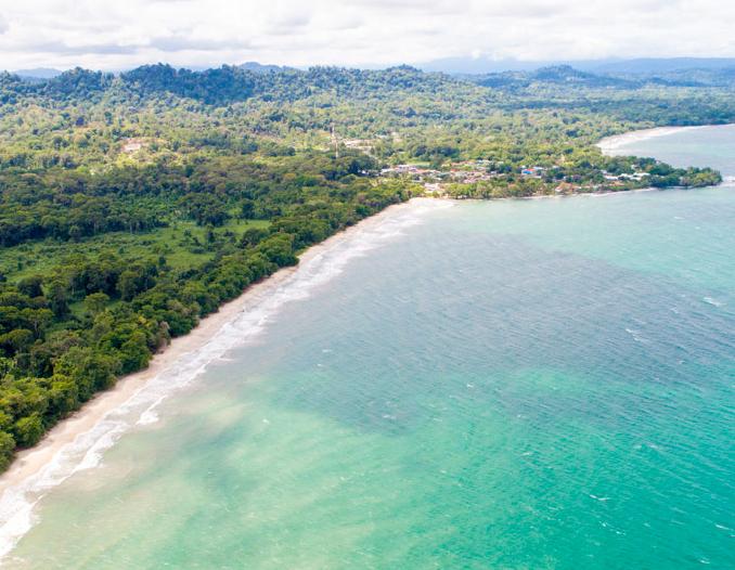 Cahuita Boat, Snorkel & Hiking  Congo Bongo