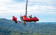 Selva Bananito Experience Gyrocopter 20 minutes