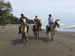 Horseback Riding Beach & Jungle