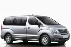 Private Van taxi  Transfer: San Jose to Congo Bongo Ecolodges Manzanillo