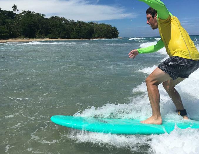 Surf Meds Caribe  Cocles Beach Congo Bongo