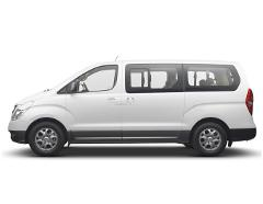 Private Van taxi  Transfer: Congo Bongo Ecolodges Manzanillo  to San Jose