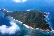 Bay Island's Cruise to Tortuga Island