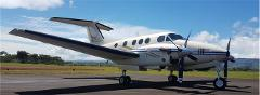 Carmonair: Turboprop Twin Engine Charter -  Limon to San Jose