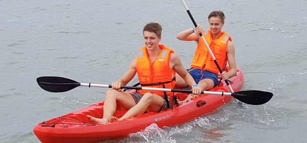 Kayak Tour (Hotel Bocas del Toro)