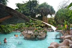 San Jose to Arenal Day Tour: Arenal Volcano View, Lunch, Hot Springs & Dinner