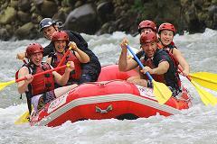 Adventure Connection Rio Balsa  River Rafting Tour San Jose to Arenal